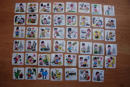 47 Stickers Vondelmolen - Autocollants