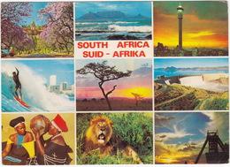 South Africa - Land Of Contrast - Suid-Afrika - Land Van Teenstellings - Zuid-Afrika