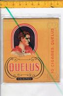 45115 - QUELUS 10 CIGARES - Empty Cigar Cabinet
