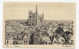 AMIENS - N° 1 - VUE GENERALE - FORMAT CPA - Amiens
