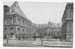 AMIENS EN 1918 - N° 406 - L' HOTEL DE VILLE - CPA VOYAGEE - Amiens
