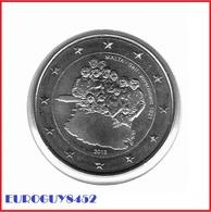MALTA - 2 € COM 2013 UNC - ZELFBESTUUR - Malte