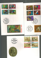 Luxembourg 3  FDC Caritas - FDC