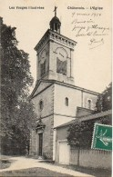 88 CHATENOIS   L'Eglise - Chatenois