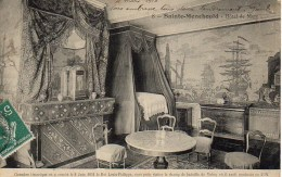 51 SAINT-MENEHOULD  Hôtel De Metz - Sainte-Menehould