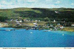 1 AK Kanada Ontario * Ansicht Von Rossport - Der Ort Liegt In Der Nähe Des Rainbow Falls Provincial Park - Other