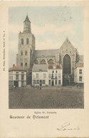 Souvenir De Tirlemont - Eglise St. Germain - Tienen