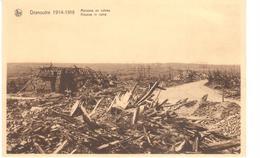 Heuvelland - CPA - Dranoutre 1914-1918 - Maisons En Ruines - Heuvelland