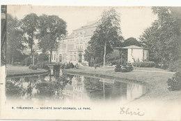Tirlemont - Société Saint-Georges, Le Parc - 1905 - Tienen