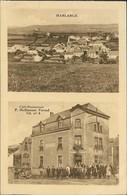 AK Harlange, Café-Restaurant P. Hoffmann-Perrad, O 1934 Briefmarke Entfernt (29554) - Ansichtskarten