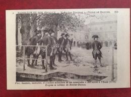Napoléon école De Brienne - Personnages Historiques