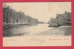 Meppel - Hoogeveenschevaart - 1908 ( Verso Zien ) - Meppel