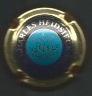 Capsule CHAMPAGNE Jéroboam Charles Heidsieck N°: 66 - Heidsieck, Charles