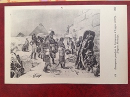 Napoléon   Bonaparte Pendant La Campagne  D'Égypte - Historische Figuren