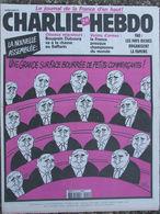 CHARLIE HEBDO N°522 (19/6/2002) Couverture De Cabu : La Nouvelle Assemblée - Livres, BD, Revues