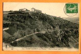 T146, Saint-Maurice Près Roanne , Route De Saint-Jean, 939, Circulée 1906 - Otros Municipios