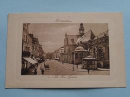 La Rue GRANDE ( 4 ) Anno 191? ( Voir Photo ) ! - Fontainebleau