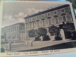 REGGIO EMILIA, CORSO GARIBALDI  PALAZZO DEL GOVERNO  N1940  GQ86 - Reggio Nell'Emilia