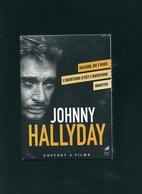 COFFRET 3 FILMS DE JOHNNY HALLIDAY - Azione, Avventura