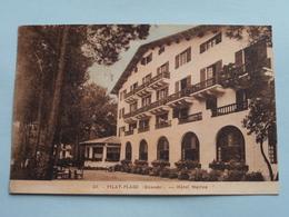 """PILAT-PLAGE Hôtel """" HAÏTZA """" ( 33 - 10-38 ) Anno 19?? ( Voir Photo ) ! - France"""