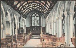 Parish Church, St Ives, Cornwall, 1909 - Frith's Postcard - St.Ives