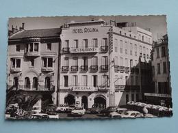 """Un Coin De La Plage ARAGO - Hôtel """" REGINA """" ( L. Pages ) Anno 19?? ( Voir Photo ) ! - Perpignan"""