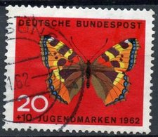 Germany 1962 20 + 10pf Butterfly Issue  #B382 - [7] Federal Republic