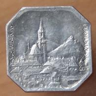 10 Centimes THANN 1918 Ville De Thann 68 - Monétaires / De Nécessité