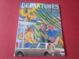 ANTIGUA REVISTA MAGAZINE DEPARTURES MAY JUNE 1988 MAYO JUNIO SAN FRANCISCO USA...ETC VER FOTO/S Y DESCRIPCIÓN - Revistas & Periódicos