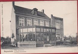 Ruiselede Ruysselede Villa Antoinette Lusthuis ZELDZAAM (In Zeer Goede Staat) - Ruiselede