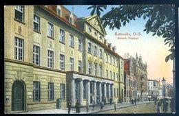 Cpa De Pologne Kattowitz , O.-S.   ............  Katowice Katowicy     MARS18-01 - Polen