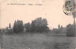 70 - Frottey-les-Lure - L'Eglise - Le Château - Autres Communes