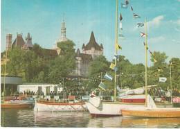 Ungarn Budapester Internationale Messe - Ungarn