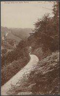 Sterrage Valley Near Combe Martin, Devon, 1918 - Valentine's RP Postcard - England