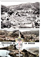 88 LA BRESSE Lot De 2 Cartes - France