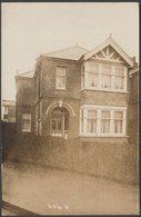 Cleethorpes, 38 Lenham Road, Sutton, Surrey, 1915 - RP Postcard - Surrey