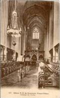 FORGES-CHIMAY - Abbaye N.-D. De Scourmont - Intérieur De L'Eglise - Oblitération De 1930 - Chimay