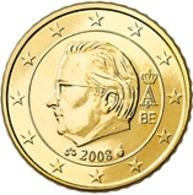Belgie  2011    50 Cent         UNC Uit De Rol  UNC Du Rouleaux - Belgique