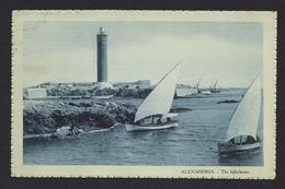 Egypt  - Alexandria The Light House [L.C. 389] - Alexandria