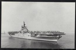 "US Navy, USS""BOXER"" (CVA-21) Naval Historys Postcard Unwritten, Look Scan, RARE !! 116.3-27 - Boten"