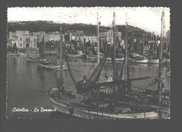 Cattolica - La Darsena - Vera Fotografia - 1964 - Port / Harbour - Boat / Bateau - Italie