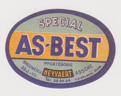 Brouwerij HEYVAERT Assche - Bière