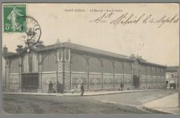 CPA 55 - Saint Mihiel - La Marché - Rue Fruitière - Saint Mihiel