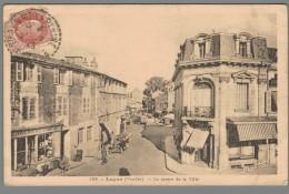 CPA 85 - Luçon - Le Centre De La Ville - Lucon