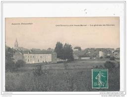 52 CHATEAUVILLAIN VUE GENERALE DES RECOLLETS CPA BON ETAT - Chateauvillain