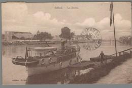 CPA 91 - Corbeil - La Seine - Corbeil Essonnes