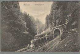 CPA Allemagne - Hollental - Hirschsprungtunnel - Germany