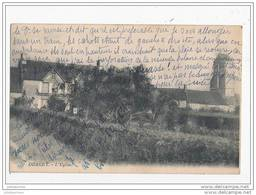 50 DRAGEY L EGLISE CPA BON NETAT - France