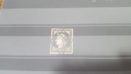 LOT 390242 TIMBRE DE FRANCE OBLITERE N°3 VALEUR 65 EUROS - 1849-1850 Ceres