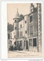 52 CHAUMONT MAISON DES DEUX TOURELLE CPA BON ETAT - Chaumont